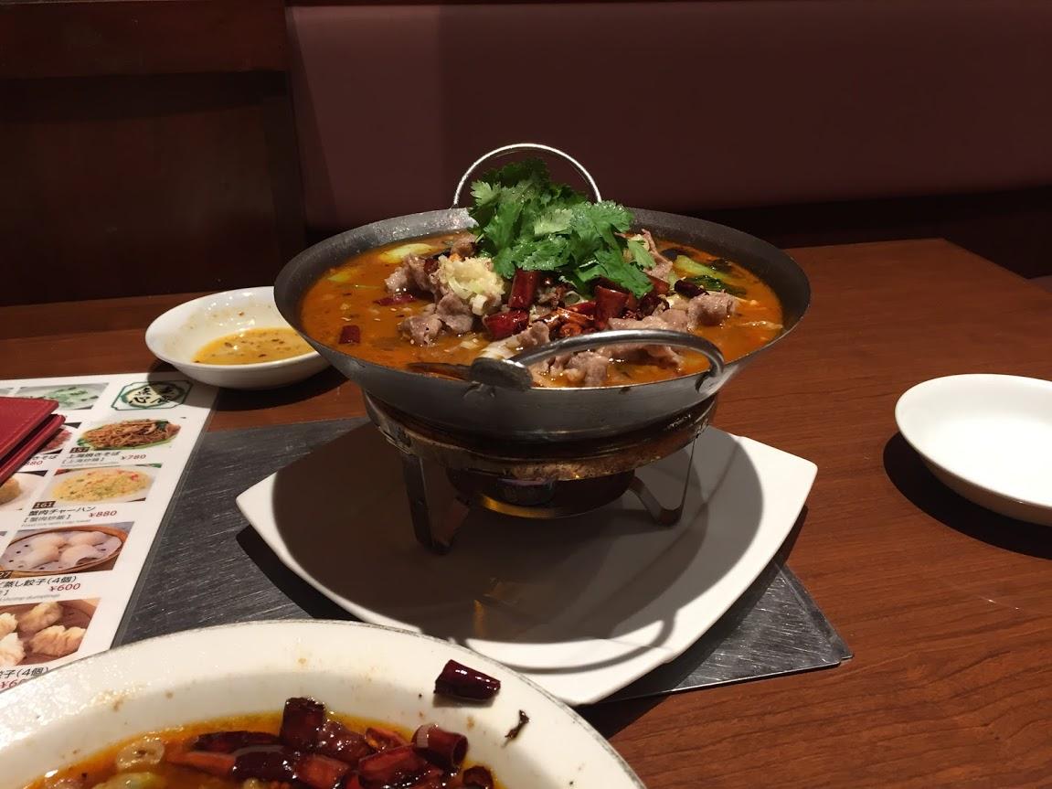 東北料理の新星3回目