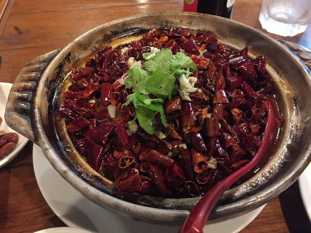 最強東北料理かな