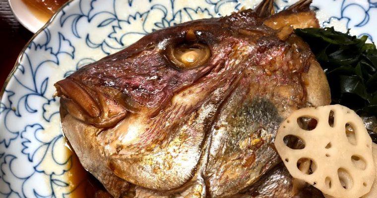 明石で魚をいただく