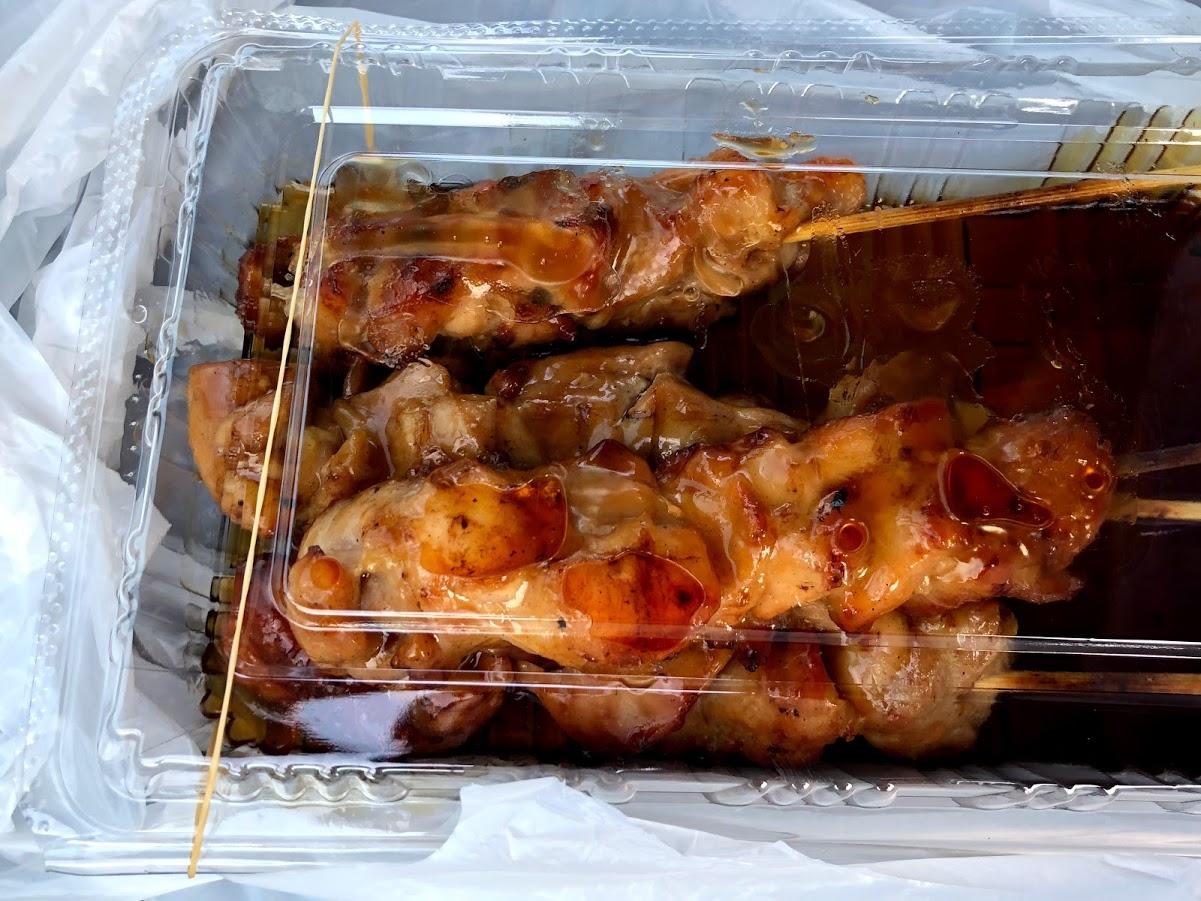 【旅の記録】食べログにのってない焼き鳥屋さん