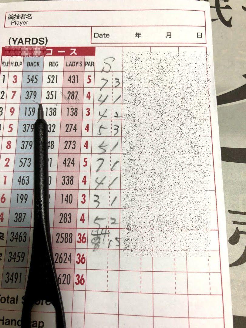 リラックスゴルフ