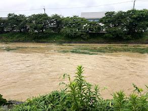 20210815芹川濁流